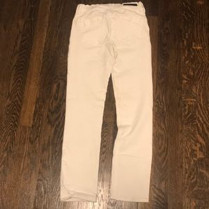 Express Jeans - Express Skinny White Jeans